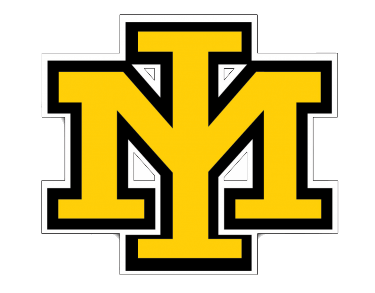 Merritt Island Mustangs Football Logo
